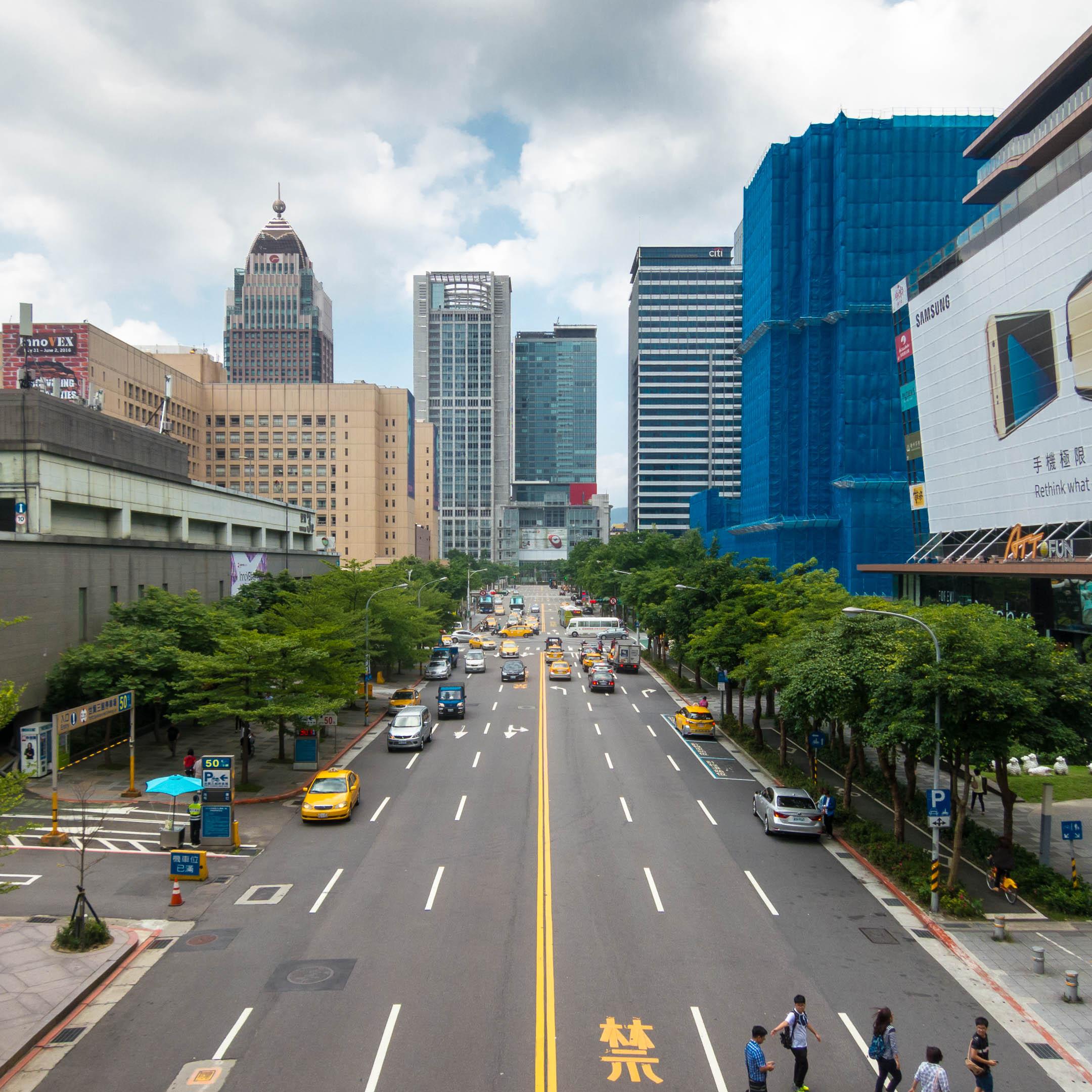 Taipei Xinyi