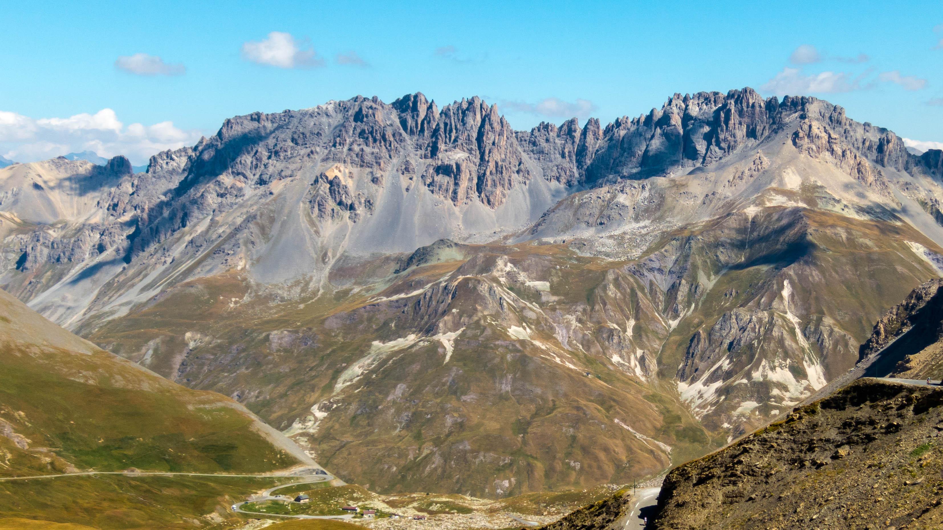 Col du Galibier (2645 m) - In der zweiten Bildergalerie geht es weiter.